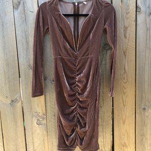 Windsor - Mauve Dress